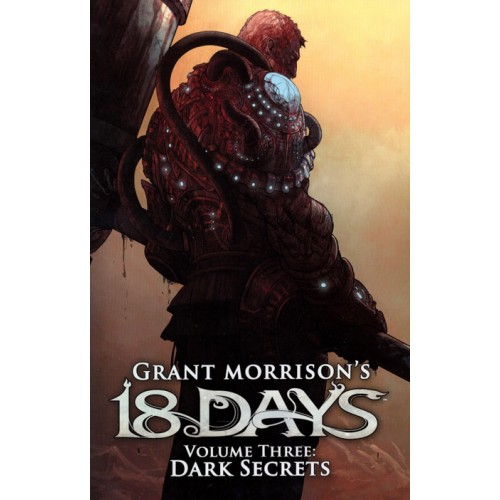 Grant Morrison's 18 Days Vol 3: Dark Secrets TPB (Graphic India)