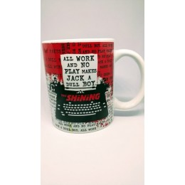 The Shining Film Mug Typewriter (Κούπα)