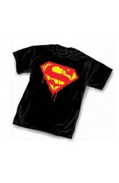 DEATH OF SUPERMAN COMMEMORATIVE T-Shirt (XXL)