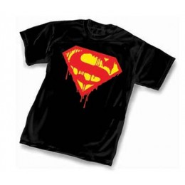 DEATH OF SUPERMAN COMMEMORATIVE T-Shirt