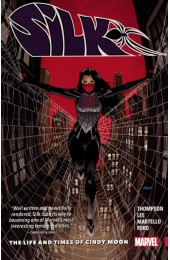 Silk Vol 00 Life and Times of Cindy Moon TP (Marvel)