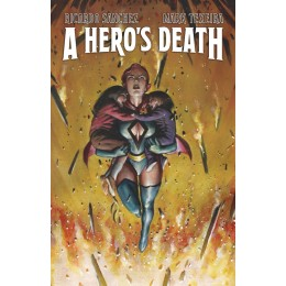 A Hero's Death TPB (IDW)