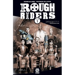 Rough Riders Vol 1: Give Them Hell TPB (Aftershock)