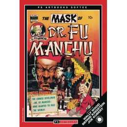 PS ARTBOOKS CLASSIC ADVENTURE COMICS SOFTEE VOL 1: The Mask of Dr. Fu Manchu
