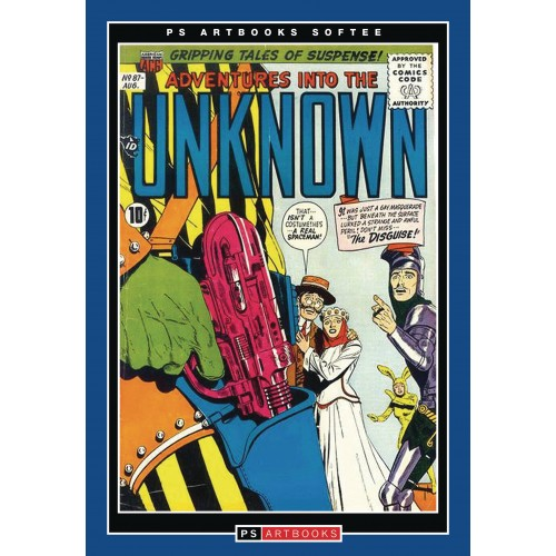 PS ARTBOOKS- Adventures Into The Unknown Vol 15 TP