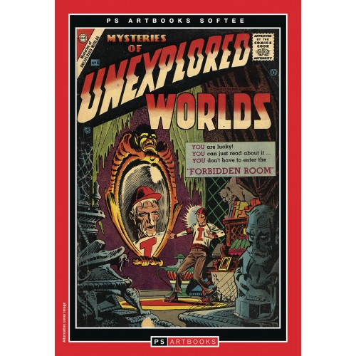 PS ARTBOOKS SOFTEE Mysteries of Unexplored Worlds - Volume One