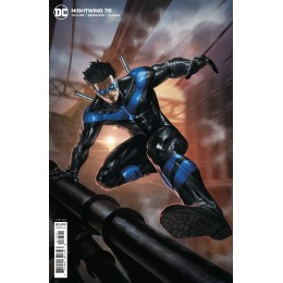 Nightwing #78 - Skan Variant Cover  (1st appearance Melinda Zucco)