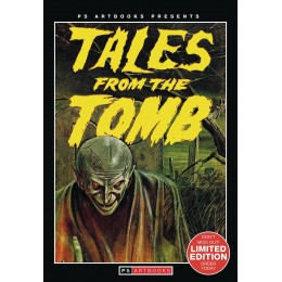 PS ARTBOOK TALES FROM THE TOMB MAGAZINE #1