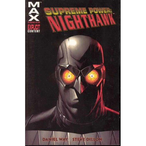 Supreme Power: Nighthawk TPB (Marvel)