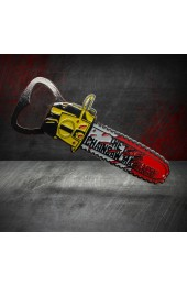 Texas Chainsaw Massacre bottle opener (FANATTIK)