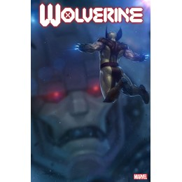 WOLVERINE #1 JEEHYUNG LEE VAR DX (Marvel 2020)
