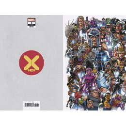 X-MEN BAGLEY EVERY MUTANT EVER CONNECTING VARIANTS SET (MARVEL)