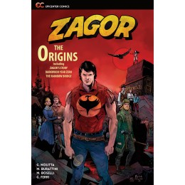 ZAGOR THE ORIGINS GN