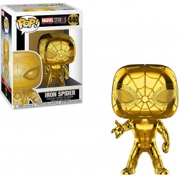 Funko Pop! Marvel: Studios 10 - Iron Spider (Chrome)