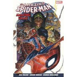 Amazing Spider-Man: Amazing Grace TPB (Marvel) (UK Edition)