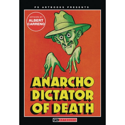 PS ARTBOOKS MAGAZINE ANARCHO DICTATOR OF DEATH