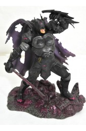 DC Gallery Batman Armored Edition PVC Diorama
