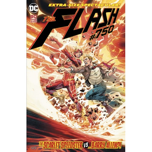 Flash #750 Extra Size Spectacular (DC)