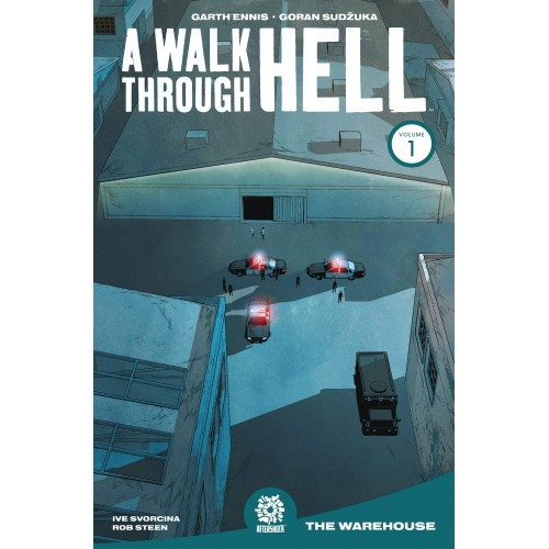 A Walk Through Hell Vol 1 TPB (Aftershock)