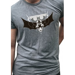 Batman: The Dark Knight Grey T-Shirt (M,L,XL)