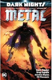 Dark Nights Metal TP (DC)