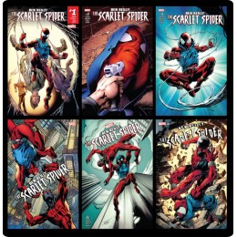 Ben Reilly: Scarlet Spider #1-6