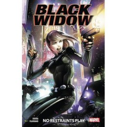 Black Widow: No Restraints Play TP (Marvel)