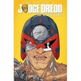 Judge Dredd: The Blessed Earth, Vol. 2 TP (IDW)