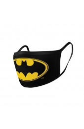 Batman Pyramid  Face Mask (2 Pieces)