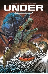 Under: Scourge of the Sewer Collection TP (Titan Comics)