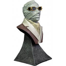THE INVISIBLE MAN - MINI BUST