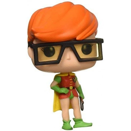 Funko Pop! DC Heroes: The Dark Knight Returns Carrie Kelly Robin Vinyl Figure
