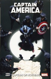 Captain America Vol. 2: Captain Of Nothing TP