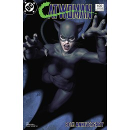 Catwoman 80th. Anniversary Special