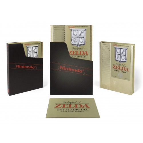 The Legend of Zelda Encyclopedia Deluxe Edition  HC (Dark Horse)
