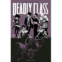 Deadly Class Vol.9 :Bone Machine TP (Image)