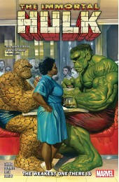 Immortal Hulk Vol. 9: The Weakest One There Is Paperback