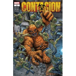 Contagion - Complete Set Issues 1-5 (Marvel)