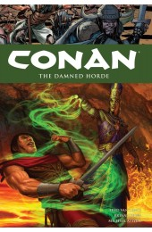 Conan Vol. 18: The Damned Horde HC (Dark Horse)
