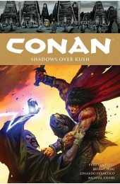 Conan Vol. 17 Shadows Over Kush  (Dark Horse) HC