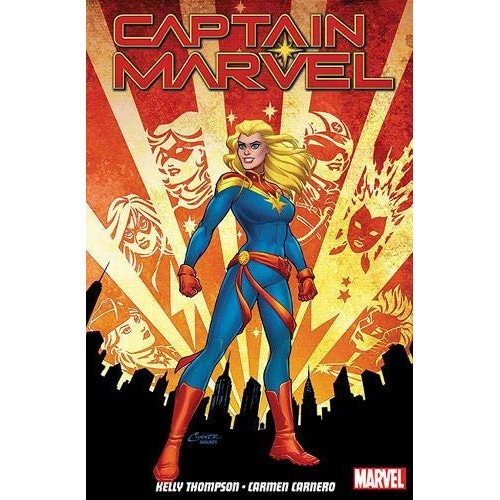 Captain Marvel Vol. 1 (Marvel Panini) TP