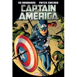 Captain America by Ed Brubaker - Vol. 3 HC (Marvel)