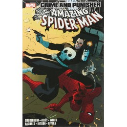 Spider-Man: Crime and Punisher HC (Marvel)