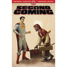 Second Coming Vol.1 TP (Ohoy Comics)
