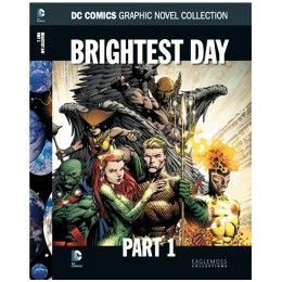 DC Comics Graphic Novel Collection Brightest Day Part 1 HC (DC)