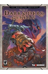 The Art of Darksiders Genesis HC (UDON)