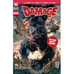 Damage Vol.1: Out Of Control TP (DC)