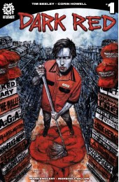 DARK RED, VOL. 1 TP (AfterShock)