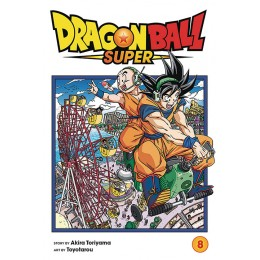 DRAGON BALL SUPER GN VOL 08 (Manga)