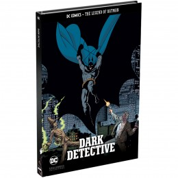 The Legend of Batman 81: Dark Detective HC